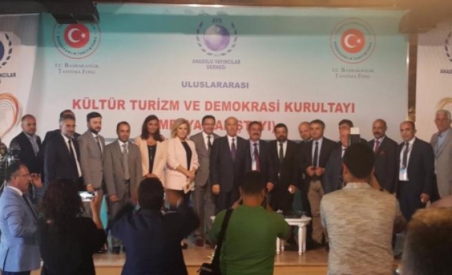Anadolu Medyası Ankara'da Buluştu