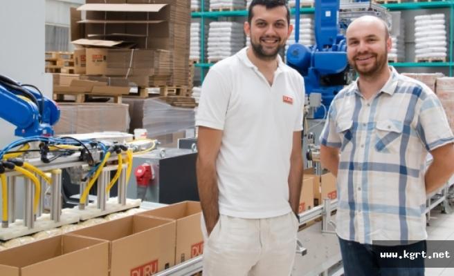 Sektöründe Robot Kullanan Tek Marka Duru Bulgur
