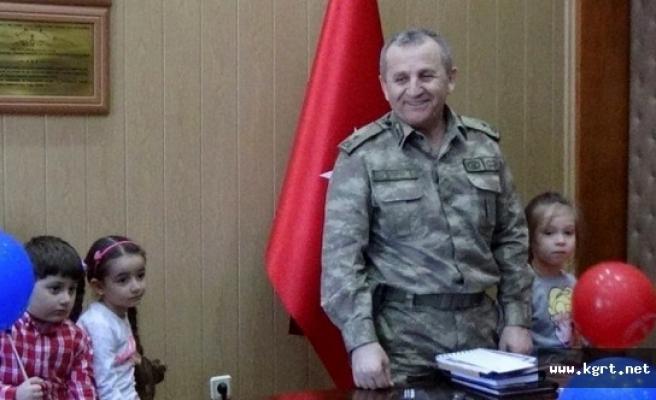 FETÖ'den Tutuklu Giresun Eski Jandarma Bölge Komutanı Doğru'nun Emir Astsubayı Karaman'da Gözaltına Alındı