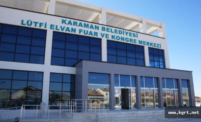 Fuar Ve Kongre Merkezi'ne Lütfi Elvan'ın İsmi Verildi