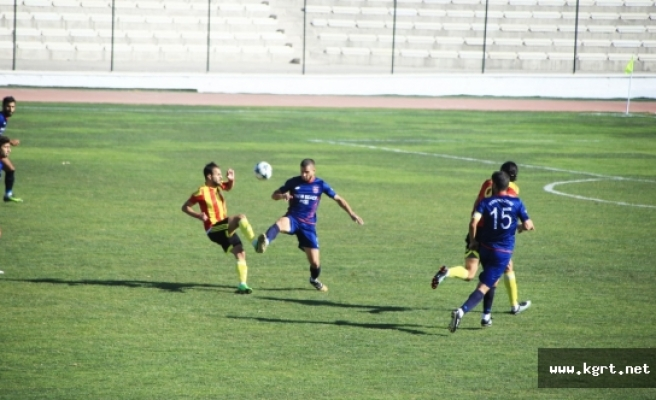 Karaman Belediyespor, Silifke'yi 5 Golle Yolcu Etti