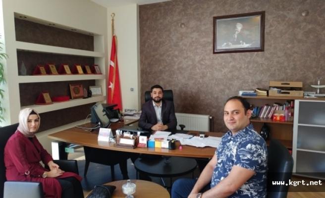 Karaman İl Milli Eğitim Müdürlüğü Ar-Ge Ekibi, Kayseri STEM Merkezlerinde