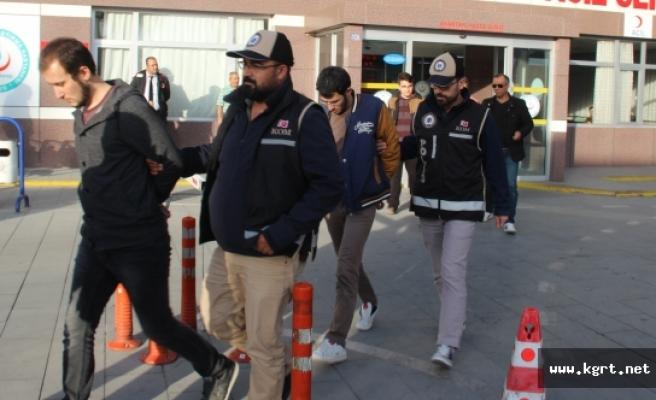 Konya'da Öğrencilere Fetö Operasyonu: 50 Gözaltı