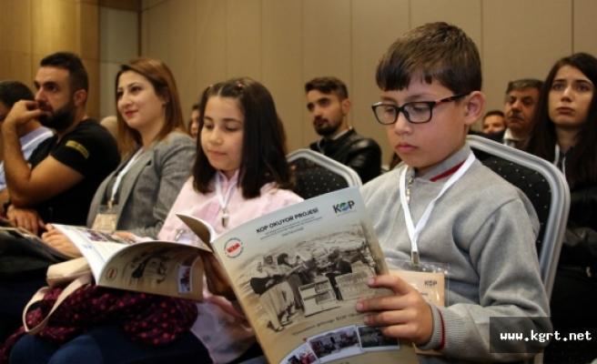 KOP İdaresi'nden 'Okuma Kültürü Ve Farkındalık' Çalıştayı