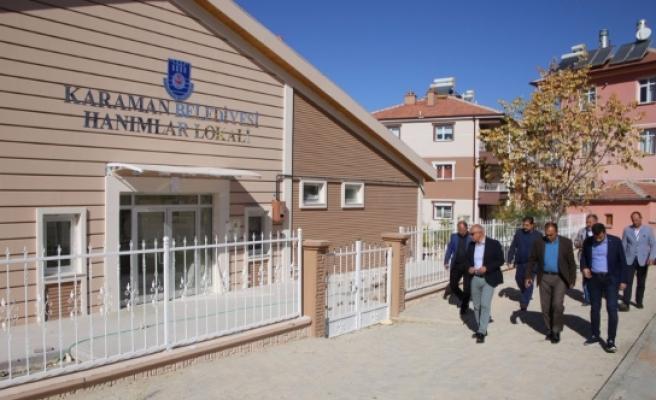 Osmangazi Hanımlar Spor Ve Kültür Merkezi Tamamlandı