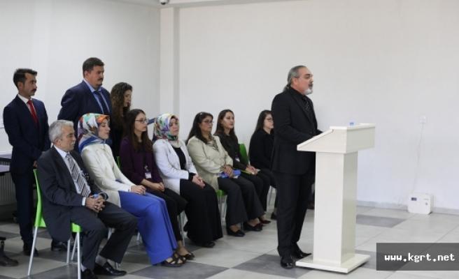 Özel Karadağ Lisesinin 1.Dönem Veli Toplantısı Düzenlendi
