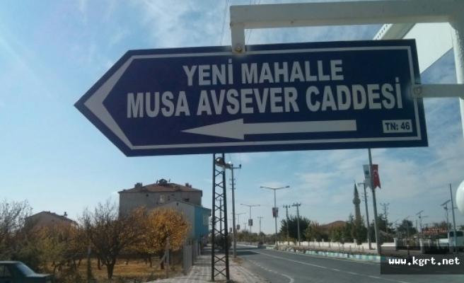 Ayrancı'da Değişim Sürüyor