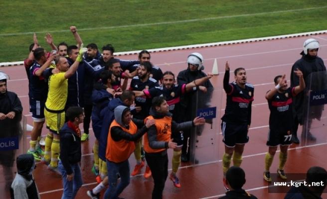 Karaman Belediyespor, Galibiyet Serisine Bu Hafta Da Devam Etti