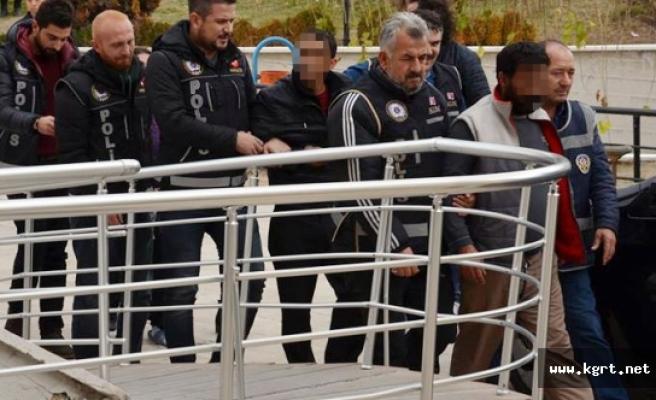 Karaman'da Uyuşturucu Satıcısı 1'i Kadın 3 Kişi Tutuklandı