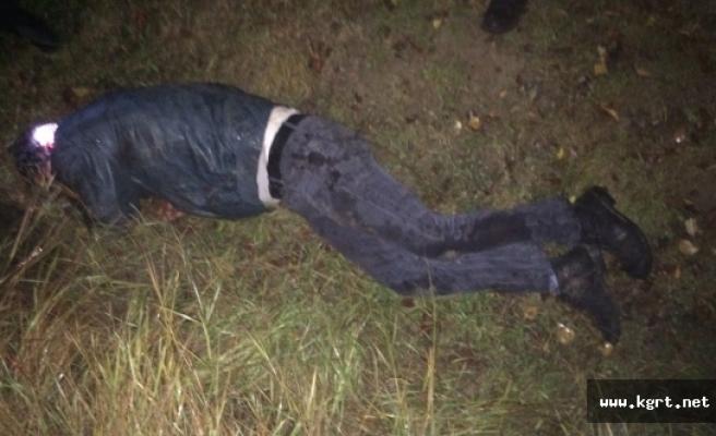 Kavga İhbarı Üzerine Gelen Polis, Bir Kişiyi Bıçaklanmış Halde Buldu