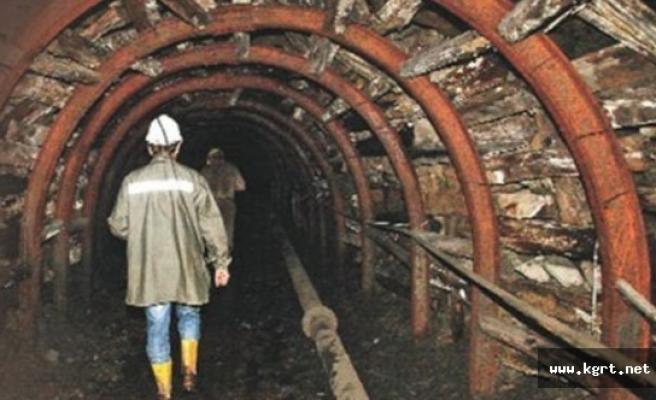 Kömür Ocağında 6 İşçi Gazdan Etkilendi