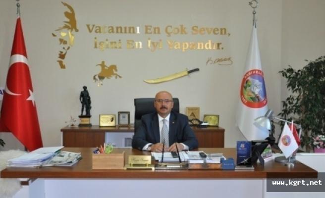"""Başkan Samur: """"Bu İftirayı Atanlar Mahkemede Hesap Verecek"""""""