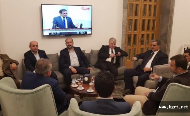 Karaman Cumhurbaşkanı Erdoğan'ın Ziyaretine Hazırlanıyor