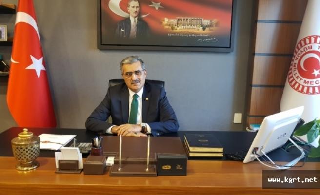 Konuk: 2018; Ülkemiz, Karaman Ve Konya İçin Sıçrama Yılı Olacak