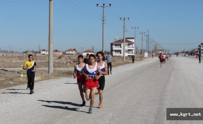 Kros Yarışmalarında Şampiyonlar Belli Oldu