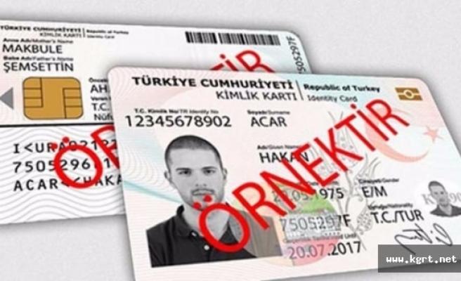 Nüfus Müdürlüğü: Kimlik Kartlarının Dağıtımının Durdurulması Söz Konusu Değildir