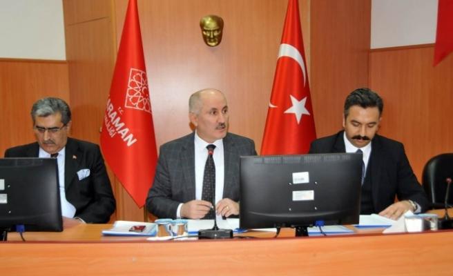 2018 Yılı İlk Koordinasyon Kurulu Toplantısı Yapıldı