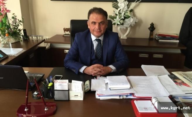 İl Genel Meclis Başkanı Güngörer: Basının Zor Ve Meşakketli Bir Görevi Var