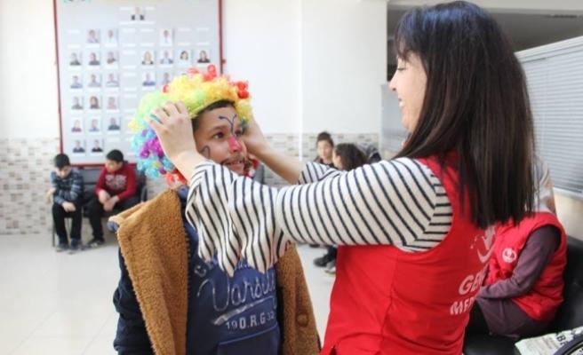 Karaman Gençlik Merkezi 'Minik Yüreklere' Dokunmaya Devam Ediyor