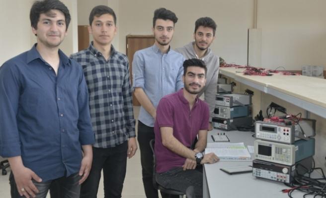 KMÜ Öğrencileri TÜBİTAK Uluslararası İnsansız Hava Araçları (İha) Yarışmasına Katılacak