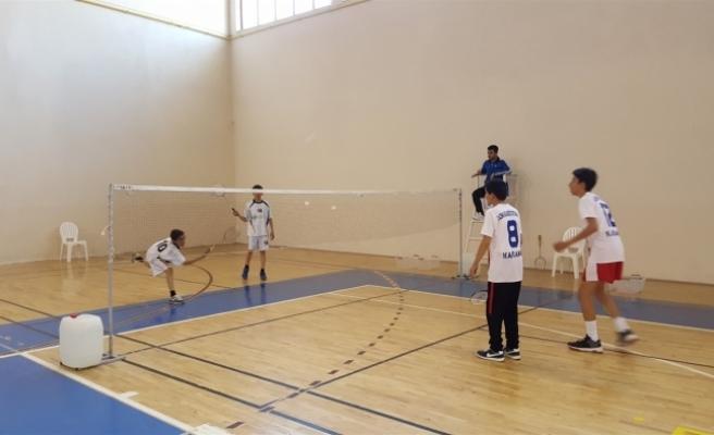 Okullar Arası Badminton İl Birinciliği Müsabakaları Sona Erdi