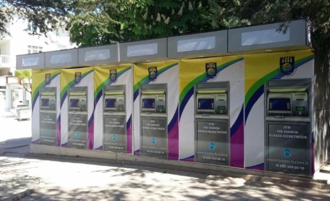ATM'ler Yenileniyor