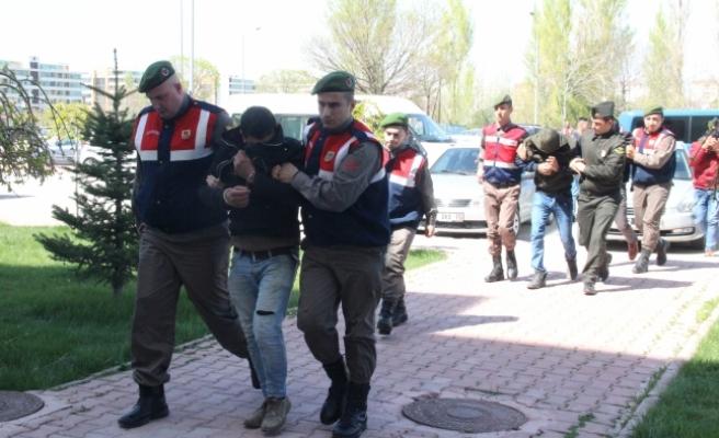 Büyükbaş Hayvan Hırsızlığı Şüphelisi 3 Kişi Tutuklandı