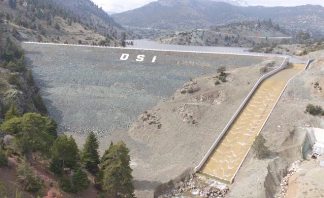 Karaman Merkez Akın Barajı Sulama Projesi'nde Çalışmalar Hızla Devam Ediyor