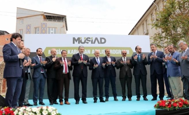 """MÜSİAD Genel Başkanı Kaan: Erken Seçim Kararını Son Derece Olumlu Karşılıyoruz"""""""