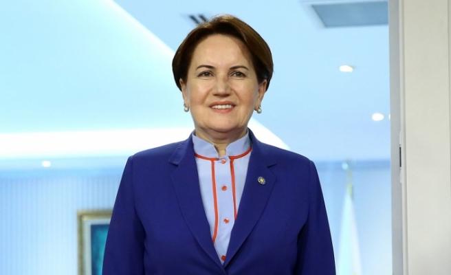 İYİ Parti Genel Başkanı Akşener Bugün İlimizde