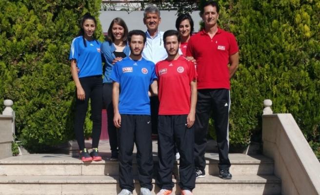 Karamanlı Taekwondoculara Milli Takım Daveti