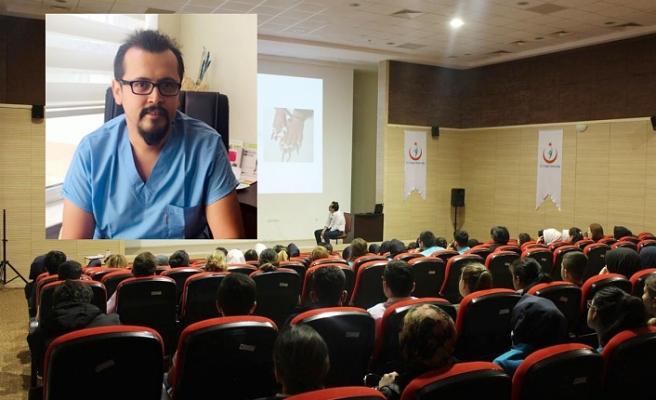 Sağlık Personeline Yara Bakım Eğitimi