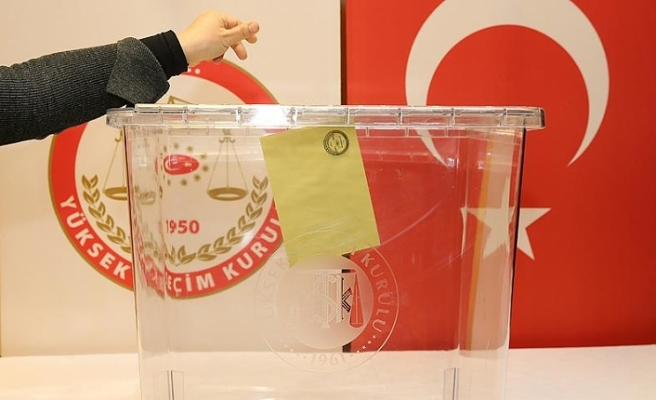 Yerel Seçimlerde İlk Kez Tek Zarf Kullanılacak