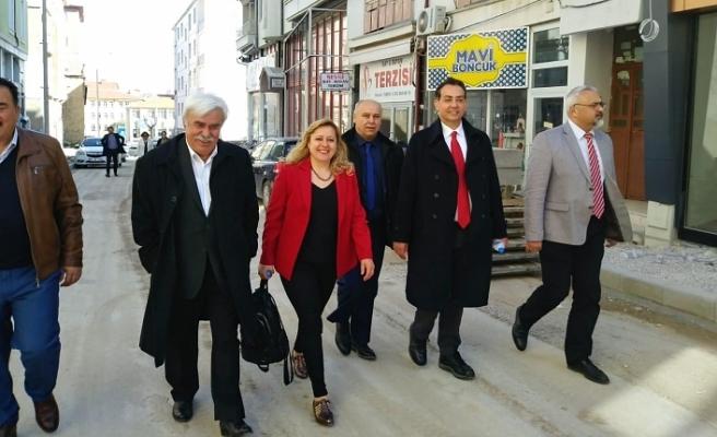 ADD Genel Başkanı Altınışık Karaman'a Geldi