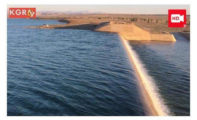 Ayrancı Barajı Taştı
