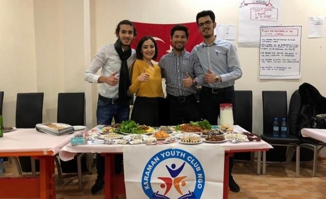 Azerbaycan Ekibi İlimze Döndü