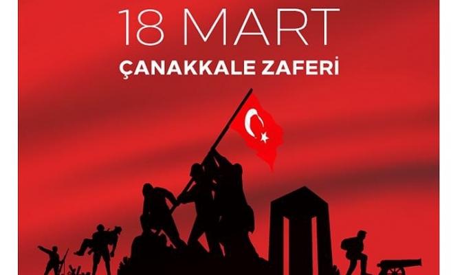Çanakkale Zaferi'nin 104. Yıl Dönümü Kutlanacak
