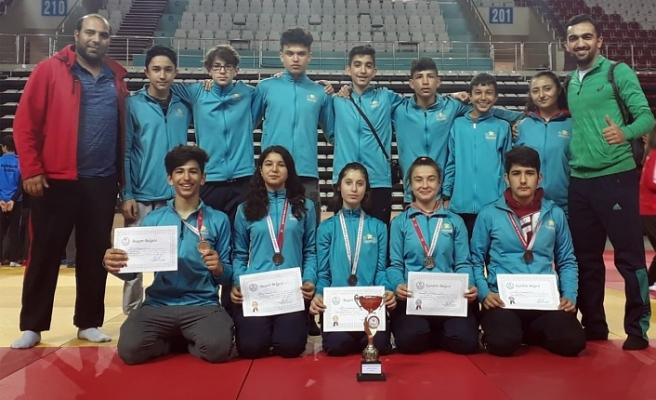 Judo ve Tekvando Takımlarımız Yarı Finalde