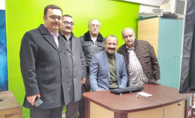 """Özçalık """"KGRT'yi Ziyaret Etmekte Geç Kalmışız"""""""