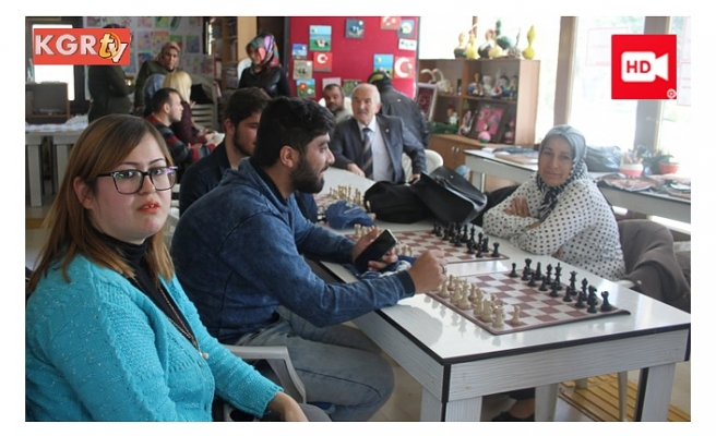 Satranç Aday Hakem ve Kokart Lisans Dağıtım Töreni Yapıldı