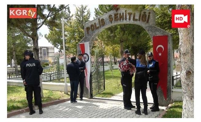 İlimizde 'Polis Haftası' Etkinlikleri Başladı