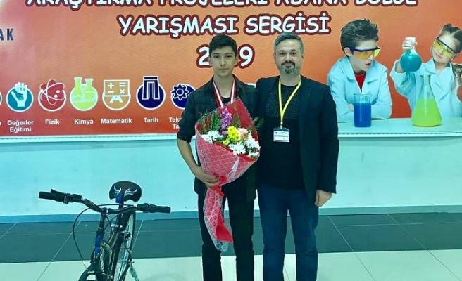 Karamanlı Oğuzhan'ın Göğüs Kabartan Başarısı