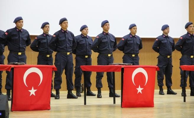 Kısa Dönem Askerler İçin Yemin Töreni Düzenlendi