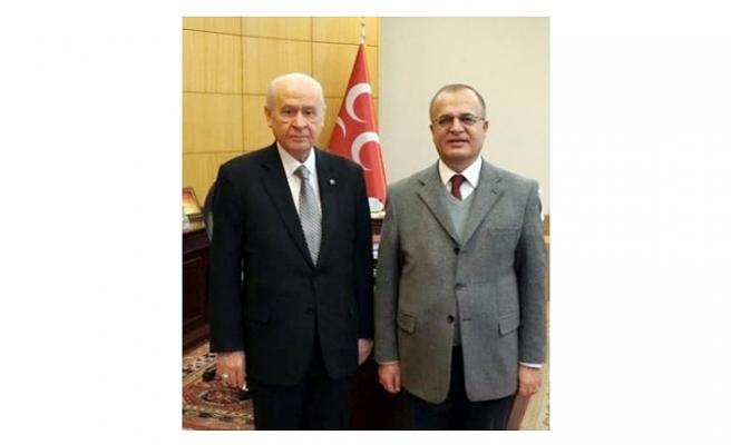 MHP Genel Merkezinden Dr. Ali Güler'e Yeni Görev
