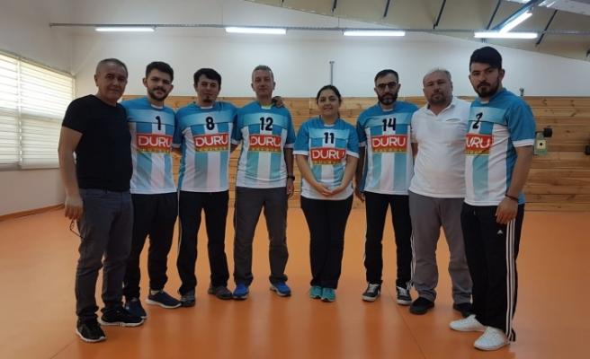 İşitme Engelliler Atıcılık Şampiyonası Düzenlendi
