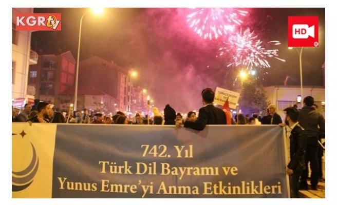 Kalaycı:Türk Dil Bayramını Uluslararası Düzeyde Kutlayacağız