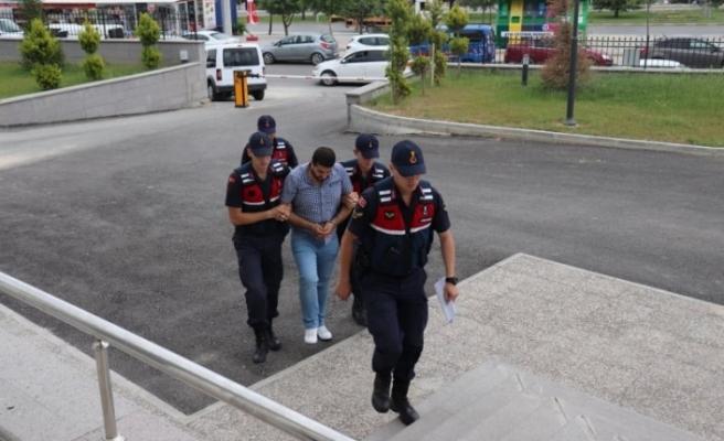Jandarmanın Yol Uygulamasında Yakalandı