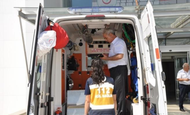 Kazımkarabekir İlçe Entegre Hastanesi Ziyaret Edildi