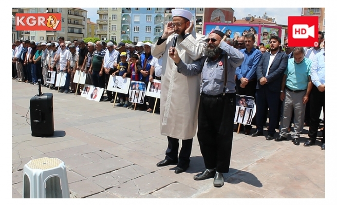 Mursi İçin Cenaze Namazı Kılındı