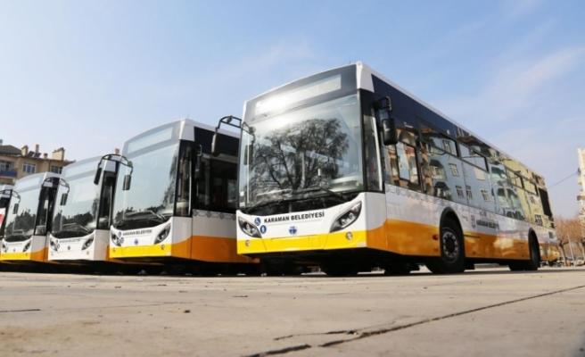 Otobüs Seferleri Artırıldı